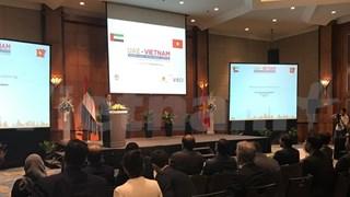 阿联酋——越南商品进军中东市场的战略窗口
