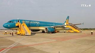 越航开售七万张起价为19.9万越盾的春节机票