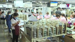 春节后 胡志明市各家企业严格落实防疫措施