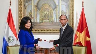进一步深化越南与巴拉圭关系