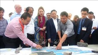 荷兰建议建造人工岛防治广南省会安海岸侵蚀