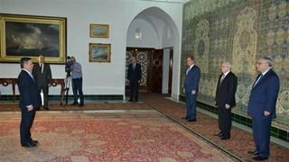 阿尔及利亚总统希望与越南促进关系