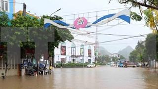 越南部分省市遭暴风雨雷电袭击 导致4人死亡 多人受伤和失踪