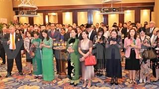 越南驻中国香港总领事馆举行国庆招待会