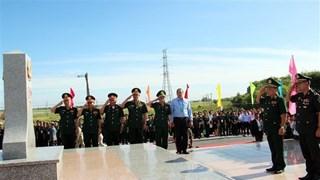越柬边境友好文化馆在安江省落成