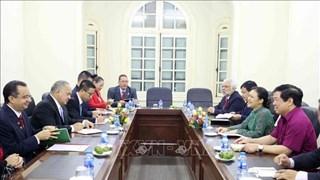 进一步加强越南与委内瑞拉的传统团结与友谊