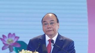 """阮春福启动""""2021-2025年全国携手推进新农村建设""""竞赛活动"""
