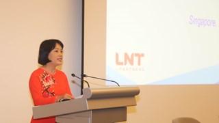 越南和新加坡企业加强沟通对接