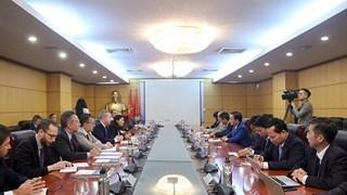 越南与捷克深化环保领域合作