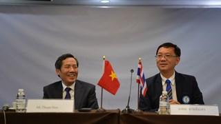 越南与泰国两国记协保持密切协作配合