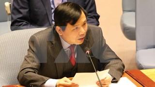 提高联合国维和行动的效率