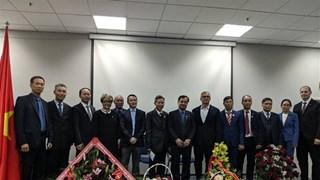 乌克兰-越南友好协会召开第八届代表大会