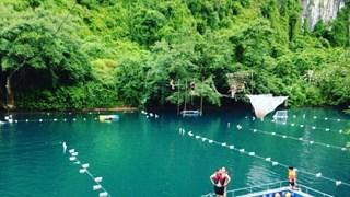 2019年广平省接待游客量500万多人次