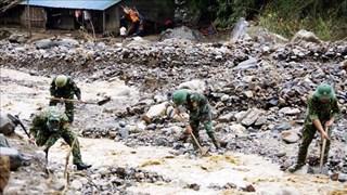 越南北部各省全力开展救灾和灾后重建工作 红十字会向各受灾地区提供援助