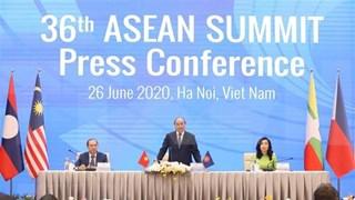 多家国际媒体密集报道关于第36届东盟峰会