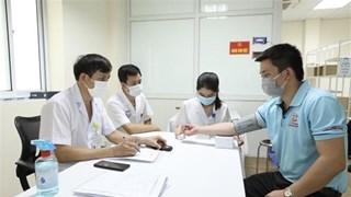 12日下午越南新增103例本土病例 主要在胡志明市和北江省