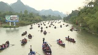 新冠肺炎疫情:河内接待游客人数逐渐恢复增长态势