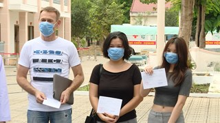 截至3月30日19时越南新冠肺炎确诊病例累计203例