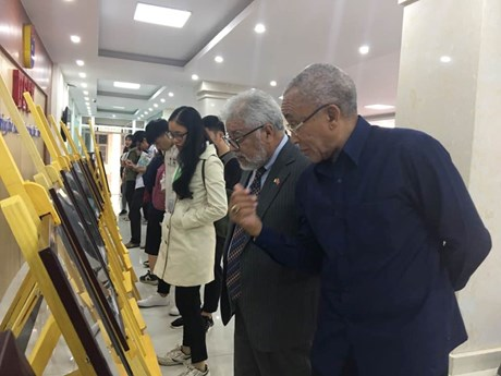 越阿建交55周年:阿尔及利亚人民一向与越南人民携手并肩