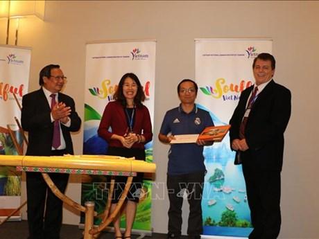 越南加大在加拿大市场的旅游推广力度