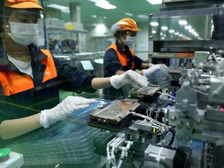 前江省新成立企业数量高增
