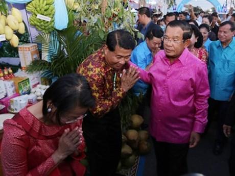 柬埔寨第七届海洋节正式开幕