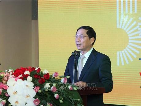 越南和瑞典建交50周年纪念活动在河内举行