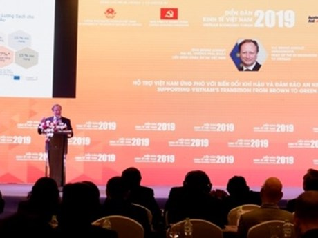 欧盟驻越南代表团团长:越南需要渐次将污染型能源转化为清洁能源