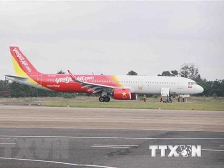 越捷航空公司即将开通胡志明市飞往印尼的两条航线