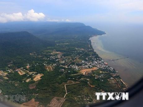 坚江省富国岛县多措并举加大招商引资力度