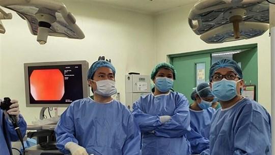 越南医生在菲律宾成功实施两例机器人手术