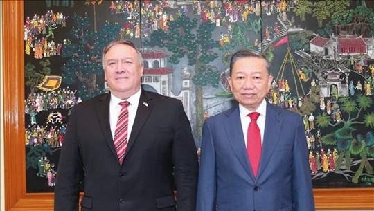 美国捐出200万美元帮助越南克服灾害后果