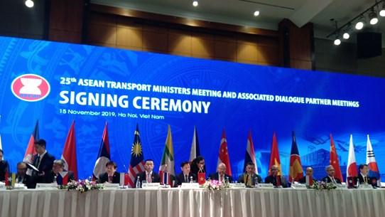 第十届东盟—韩国交通运输部长级会议在河内举行