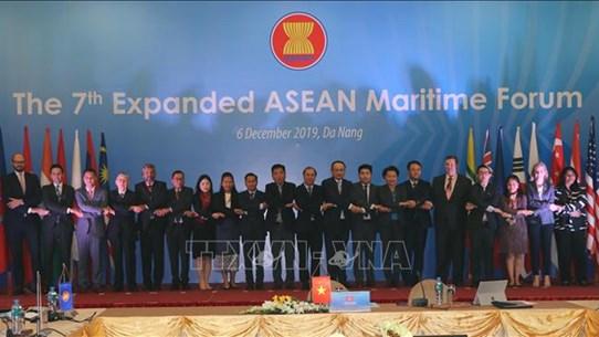 第九届东盟海洋论坛暨第七届东盟海事扩大论坛聚焦海洋合作突出问题
