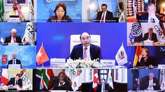 阮春福总理:和平、稳定、合作共同发展是可持续和包容性发展的先决条件
