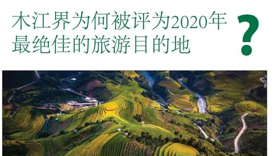 图表新闻:CNBC:木江界是2020年绝佳旅游目的地