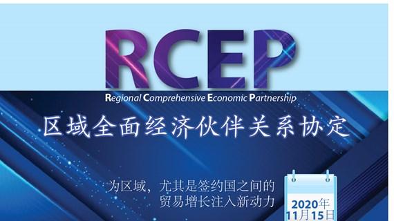图表新闻:RCEP为尤其是签约国之间的贸易增长注入新动力