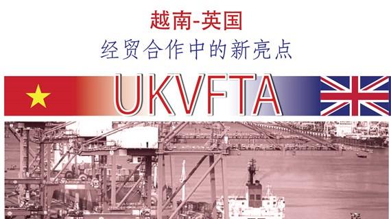 图表新闻:UKVFTA开辟越英经贸合作新篇章