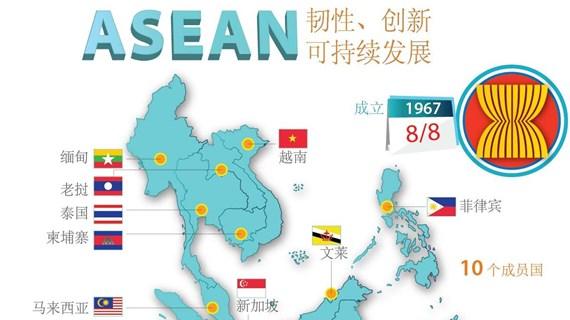 图表新闻:东盟——韧性、创新、可持续发展