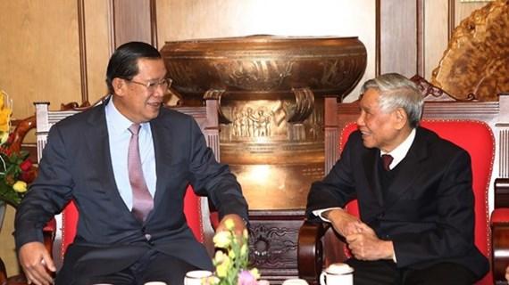 黎可漂为柬埔寨革命做出的贡献