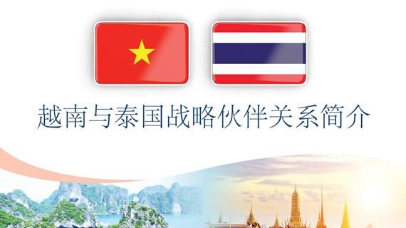 图表新闻:越南与泰国战略伙伴关系简介