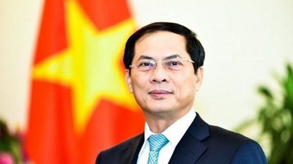 越南外交部副部长裴青山:亚欧合作的吸引力、地位及合作潜力日益上升