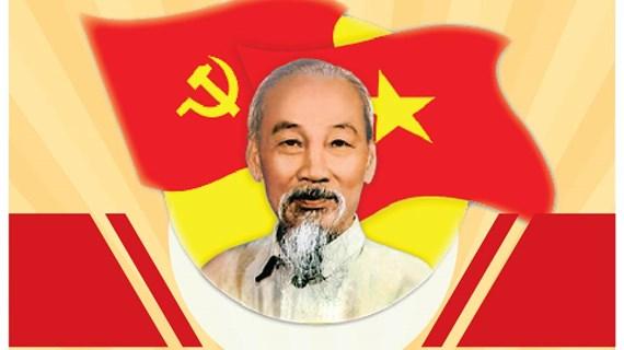 图表新闻:胡志明主席——越南共产党的创始人