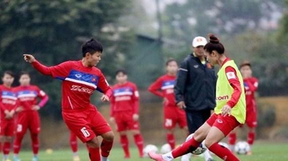 越南女足队将在2020年奥运女足亚洲区资格赛第二轮迎战约旦女足队
