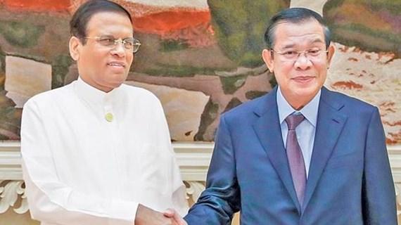 斯里兰卡希望早日成为东盟对话伙伴