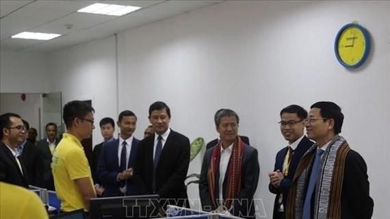 越南政府总理特派员圆满结束对东帝汶进行的访问