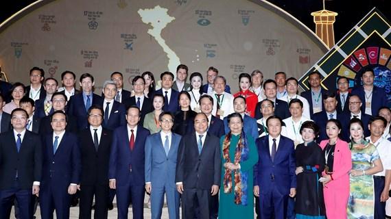 阮春福总理:以人为可持续发展的核心