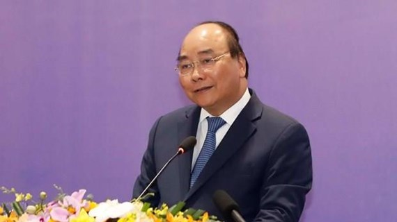 越南政府总理阮春福:以企业为发展动力