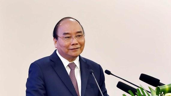 政府总理阮春福出席庆祝越南少年军校建校70周年见面会