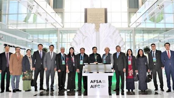 越南国会与欧亚各国议会加强合作